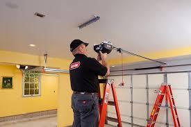 Garage Door Opener Installation Plano